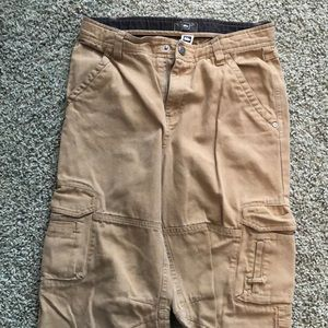 Boys tan REI pants.  Cargo style.  Good condition.